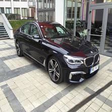 Picture of BMW 740