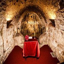 Obrázek Symbolický obřad Pekelné klášterní sklepení