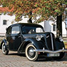 Picture of 1938 Skoda Rapid