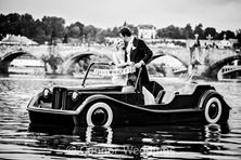 Picture of Car Pedal Boat