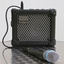 Picture of MINI SOUND SYSTEM +  CABLE MICROPHONE