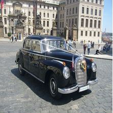 Picture of Mercedes Benz 300 - 1951