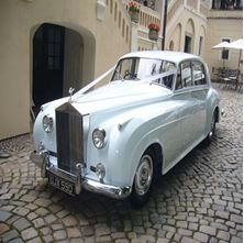 Picture of Rolls Royce Silver Cloud 1957
