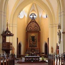 Obrázek Symbolický obřad v kapli  Zámku Hluboká