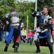 Picture of KNIGHTS FIGHTING