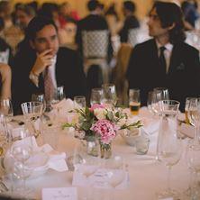 Obrázek Malá kytice na svatební stůl