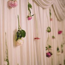 Picture of Hanging flower decoration
