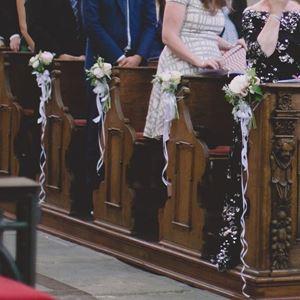Obrázek pro kategorii Výzdoba svatební uličky