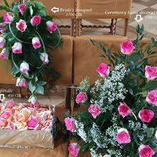 Obrázek  Svatební balíček květiny