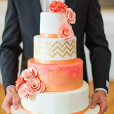 Picture of Wedding Cake Orange