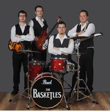 Obrázek The BaskeTles - Beatles revival