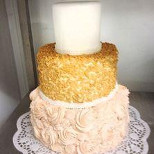 Obrázek Svatební dort - Letenský zámeček