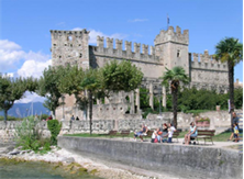 Picture of IT Scaligero Castle