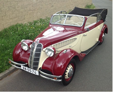Picture of BMW 326 cabrio - 1937