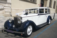 Picture of Rolls Royce 25/30 - 1936