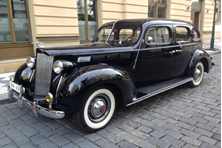 Picture of Packard Six Touring - 1938