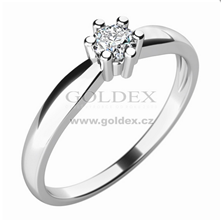 Picture of Engagement ring  ZP-10768D
