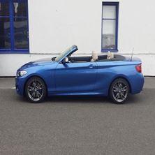 Picture of BMW CABRIO M235