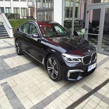 Obrázek BMW 740