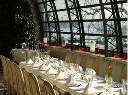 Obrázek z Piano Nobile skleník s terasou