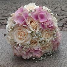 Obrázek Svatební kytice - Růže