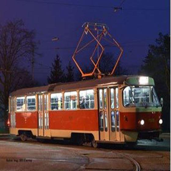 Obrázek z Moderní Tramvaj T3 24-50pax