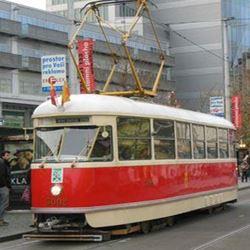 Obrázek z Historická Tramvaj T1 1951 pro 26 osob
