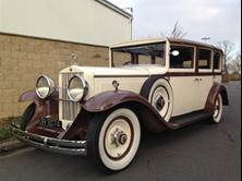 Obrázek Cadillac 353 Vanden Plas Landaulette - 1930