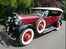 Obrázek Lincoln Double Phaeton 36 CV - 1928