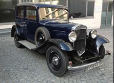 Obrázek Praga Piccolo - 1933