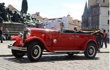 Obrázek Praga Alfa - 1929