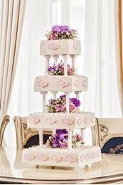Obrázek z Svatební dort Viktoria
