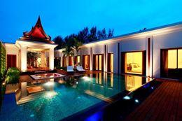 Obrázek z Two Bedroom Double Pool Villa