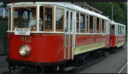 Obrázek z Historická tramvaj