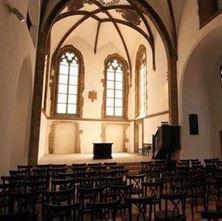 Obrázek Symbolicko-civilní obřad v protestanském kostele Sv.Martina
