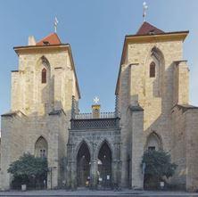 Obrázek Kostel Panny Marie pod řetězem