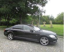 Obrázek Mercedes Benz třída S