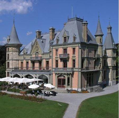 Obrázek z SWISS Schadau Castle