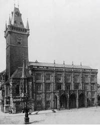 Obrázek z Balíček obřadu Staroměstská radnice s dokumenty