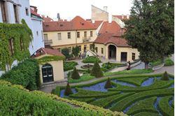 Obrázek z Symbolický obřad Vrtbovská zahrada