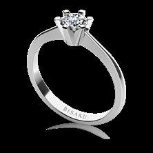 Obrázek Zásnubní prsten C62