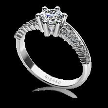 Obrázek Zásnubní prsten C61