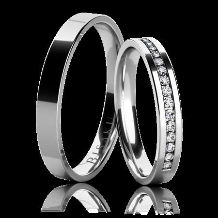 Obrázek z Snubní prsteny 14922