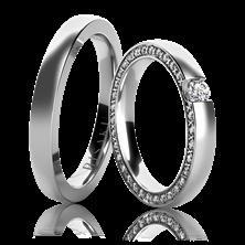 Obrázek Snubní prsteny 14915