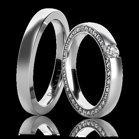 Obrázek z Snubní prsteny 14915