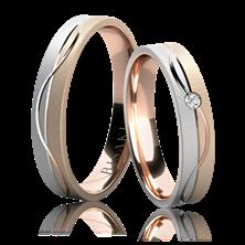 Obrázek Snubní prsteny 4662
