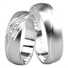 Obrázek Snubní prsteny - Susana Silver