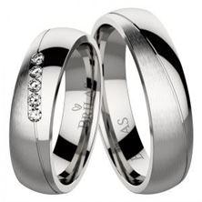 Obrázek Snubní prsteny - Evelyn