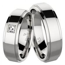 Obrázek Snubní prsteny - Andy stone