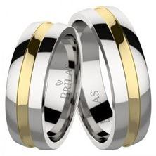 Obrázek Snubní prsteny - Talent
